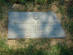 Clarence Basil Hawkins