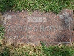 Gordon Sherrill Hawkins