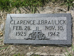 Clarence Joseph Braulick