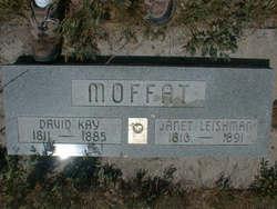 David Kay Moffat
