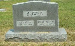 Clarence M. Bowen