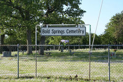 Bold Springs Cemetery