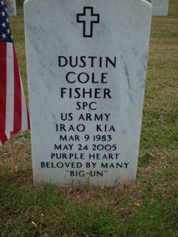 Spec Dustin Cole Fisher