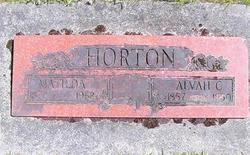 Alvah C Horton
