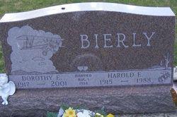 Dorothy Eloise <i>Moore</i> Bierly