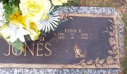 Edna F. Jones