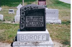 Mary Catherine <i>Coil</i> Boroff