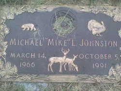 Michael L. 'Mike' Johnston