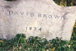 David Brown, Jr