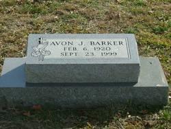 Avon J <i>Orr</i> Barker