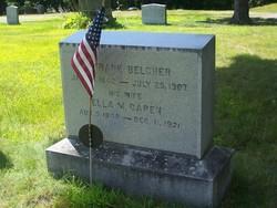 Ella M <i>Capen</i> Belcher