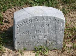 John A. Mahan