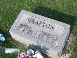 Mary Harriet <i>Lindsey</i> Grafton