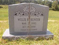 Willis R Hunter
