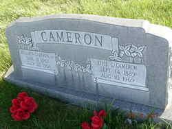 Effie <i>Cannon</i> Cameron