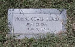 Norine Elizabeth <i>Cowen</i> Beard