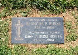 Blanche Patricia <i>Nolan</i> Burke