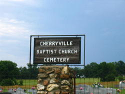 Cherryville Baptist Church Cemetery