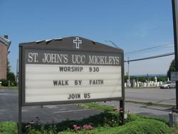 Saint Johns Union Cemetery