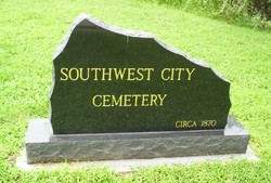 Southwest City Cemetery