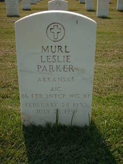 Murl Leslie Parker
