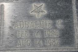 Addaline C. <i>Morris</i> Pool