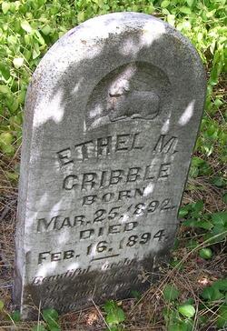 Ethel M. Gribble