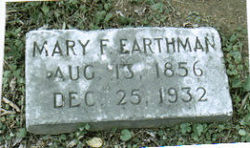 Mary F Earthman