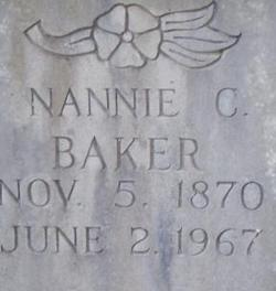 Nannie C. Baker