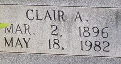 Clair A. Baker