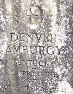 Denver Amburgey