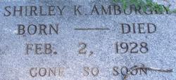 Shirley K. Amburgey