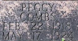 Peggy Combs