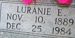Luranie E. Cox