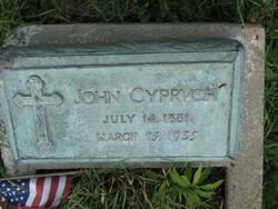 John (Johannes) Cyprych