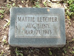 Mattie Letcher