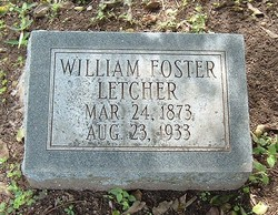 William Foster Letcher