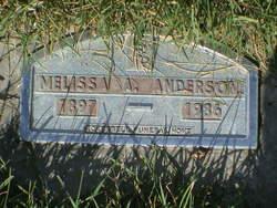 Melissa A. Anderson