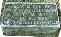 Felix G. Earthman