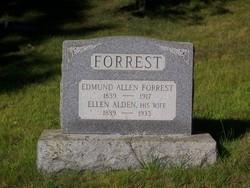 Ellen <i>Alden</i> Forrest