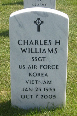 Sgt Charles H. Williams