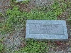Alma Louise <i>Hairston</i> Regenbrecht