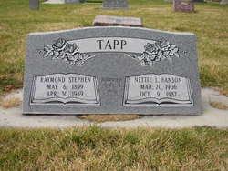 Nettie Lavell <i>Hanson</i> Tapp