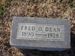 Frederick Ozro Dean