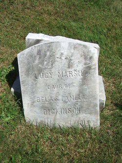 Lucy Marsh Dickinson
