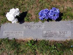 Mariah Laura <i>Belcher</i> Compton