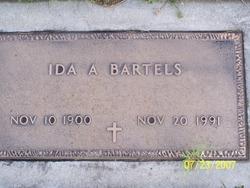 Ida Alene <i>Middleton</i> Bartels