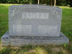 Grace Harriet <i>Gibbons</i> Bailey