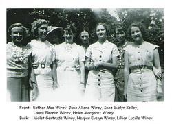 Helen Margaret <i>Wirey</i> Gillespie