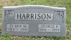 Clara Mureal <i>Kinney</i> Harrison